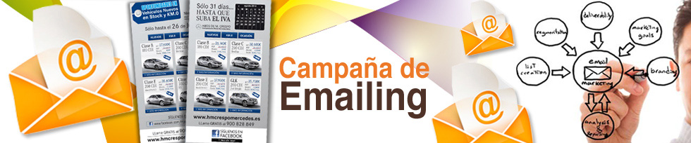emailing marketing online