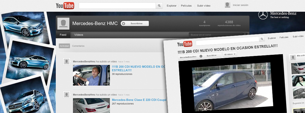 marketing en redes sociales youtube hmc